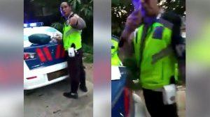 2 Oknum Polisi yang Tilang Sopir Truk Cabai Dicopot Jabatannya